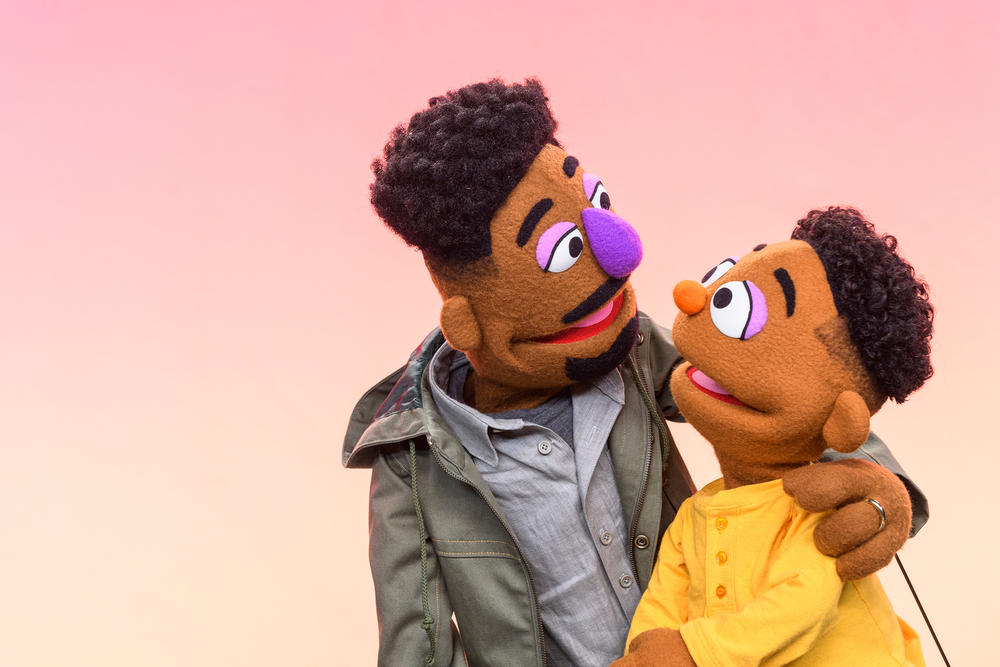 Sesame Street ABCs of Race