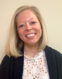 Nicole Hendrix, a licensed clinical psychologist at the Marcus Autism Center in Atlanta.