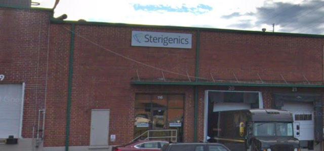 Sterigenics plant in Cobb County