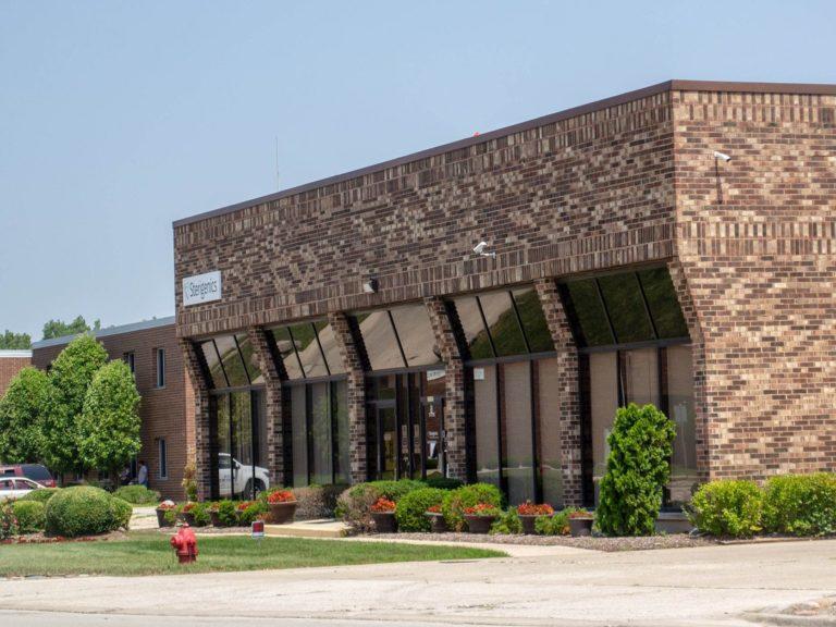 Sterigenics in Willowbrook, Illinois.