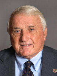 State Rep. Don Hogan (R-St. Simons Island) is a member of the commission.
