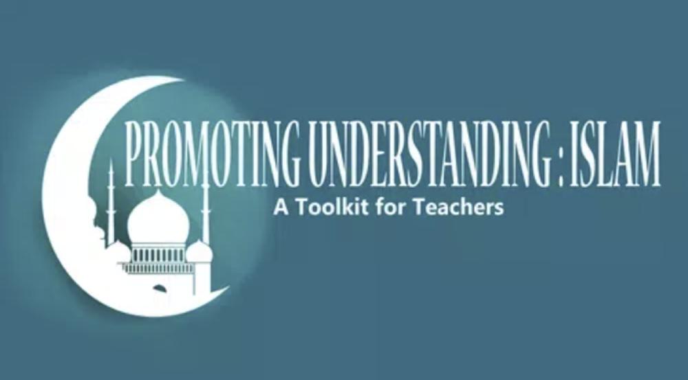 Promoting Understanding: Islam logo