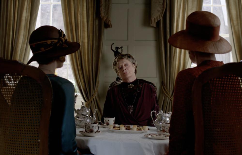 Edith, Violet and Rosamund