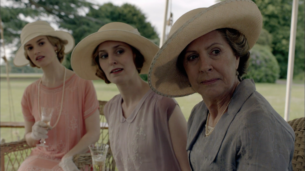 Rose, Edith and Isobel.