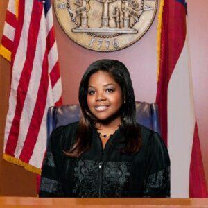 DeKalb Superior Court Judge Asha Jackson