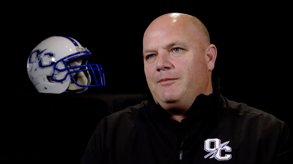 Oconee County Head Coach Travis Noland Talks To GPB Sports ahead of his 2019 4A State Championship game.