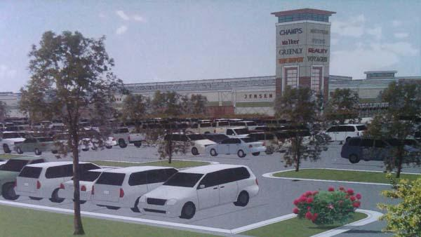 Woodstock Outlet to open Mid-July 2013