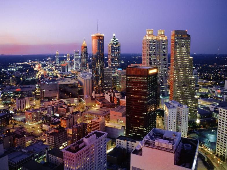 According to a popular real estate website, Atlanta is one of America's Smartest Cities