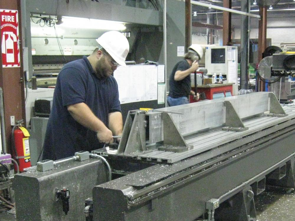 Manufacturing Grows in Georgia During March