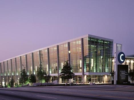 The Georgia World Congress Center is one of America's Best Convention Centers