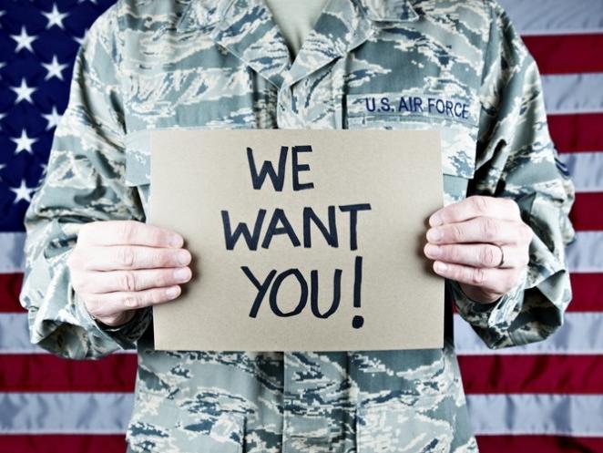 Operation Workforce Seeks to Help Veterans Find New Careers