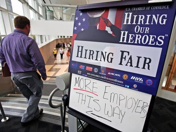 Sprint is a Corporate Leader in Hiring Our Heroes