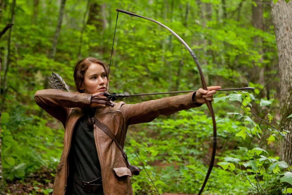 Blockbuster films like the Hunger Games trilogy are filmed in Georgia