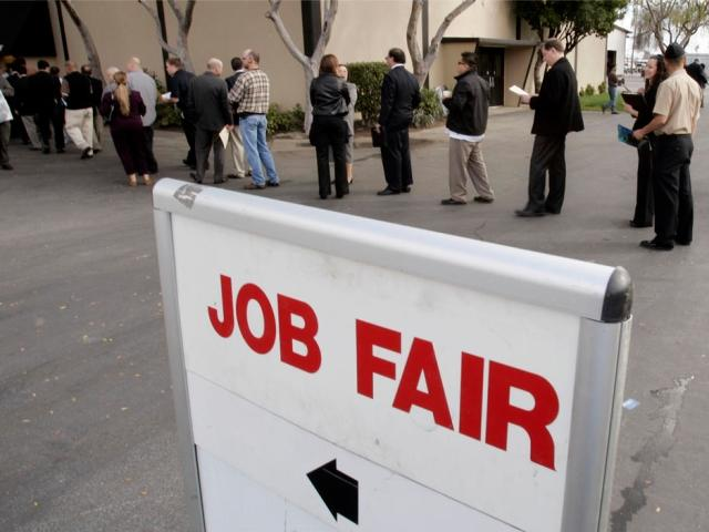 There are 17 job fairs and events beginning today through next Friday.