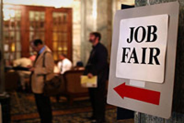 There are fourteen (14) career fairs and job events beginning tomorrow, Saturday, March 15 through Friday, March 21st.