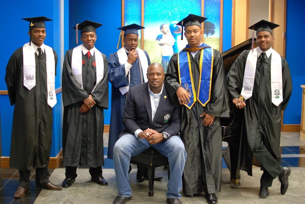 LEAD Participants have a 100% High School Graduation Rate