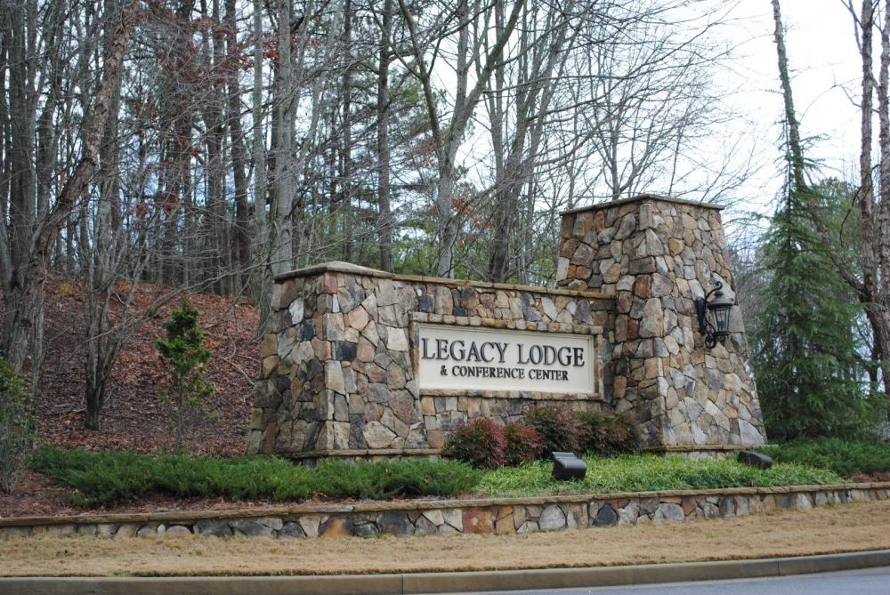 Legacy Lodge will be the site for several of the hiring events.