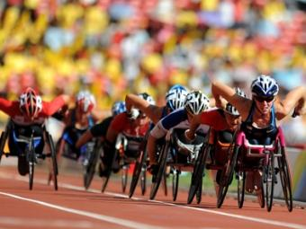 The Education Department says inclusion includes school athletics; img via Paralympics Medal Quest (blog 2012)