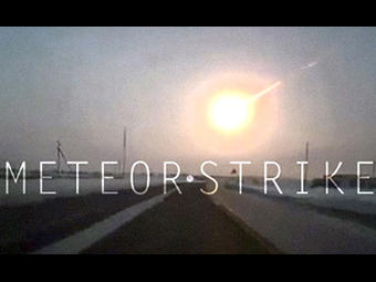 Understand more about the meteor that struck Russia on February 15, 2013 with NOVA tonight at 9PM