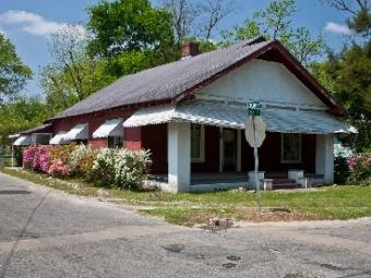 Georgia Williams Nursing Home in Camilla, Ga. is now on the National Register of Historic Places