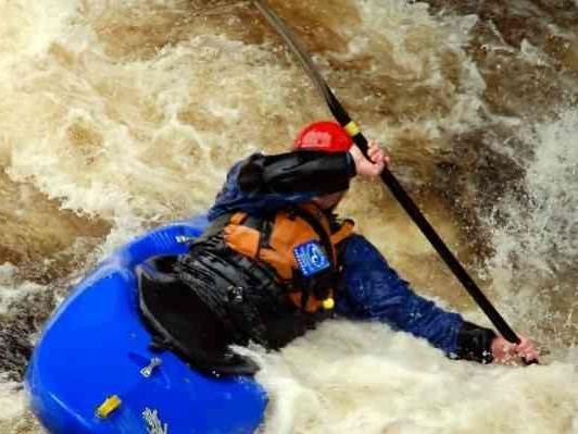 Columbus, GA is Now Home to America's Largest Urban Whitewater Rafting Course