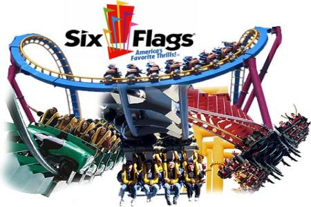 Opening Day for Six Flags Over Georgia is Saturday, March 15th.