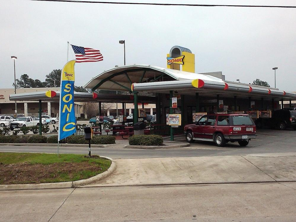 There are over 3,500 Sonic Drive-Ins Nationwide, with only 48 of them in metro Atlanta.