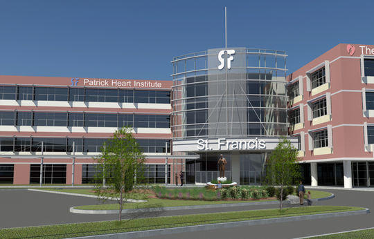 St. Francis employs more than 2,300 and currently has over 100 job opportunities available.