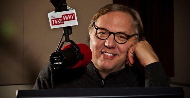 Takeaway host John Hockenberry