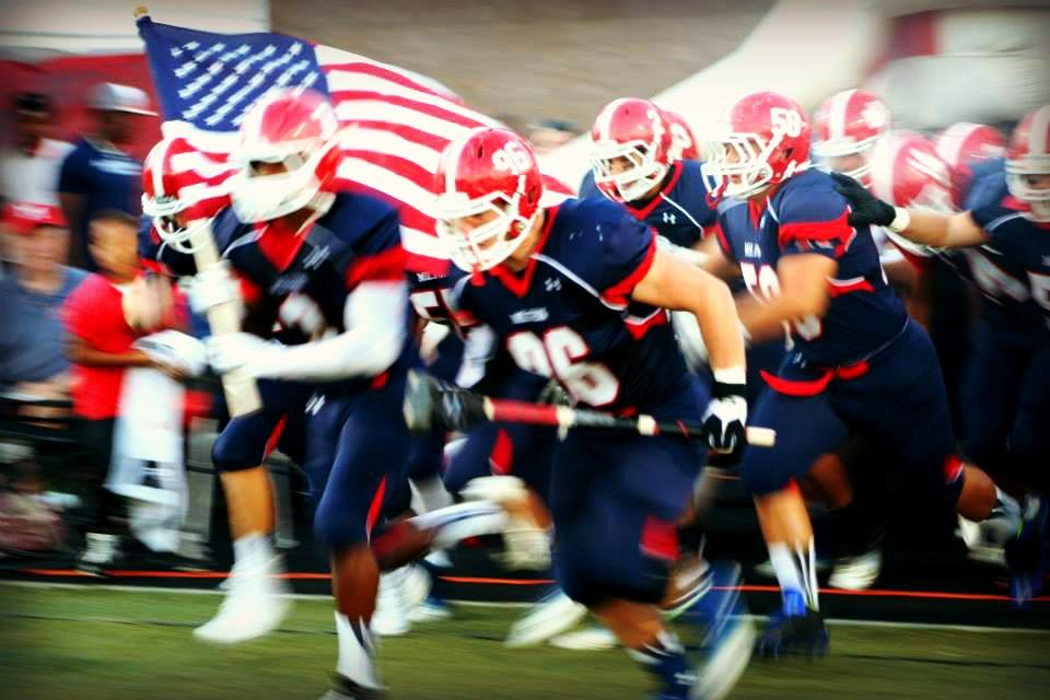 The success of the 5-0 Milton Eagles, ranked mid-season No. 10, is the biggest surprise in Class 6A to this point in 2013.