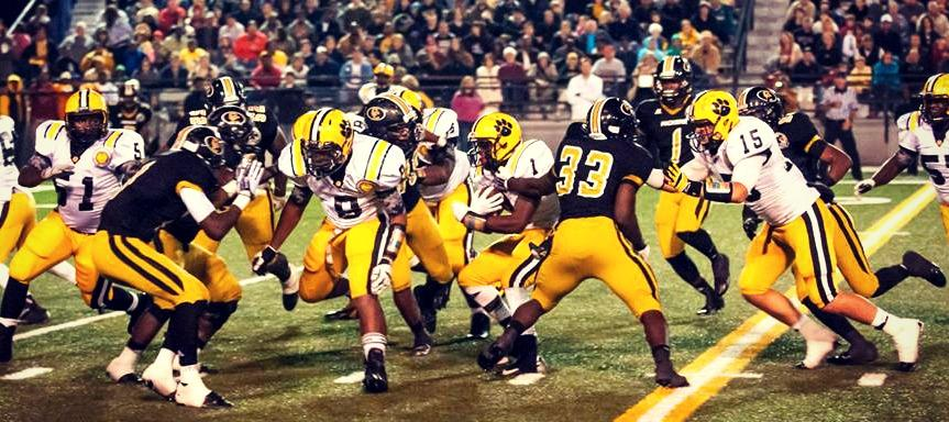 The Valdosta Wildcats fell 17-10 to the Colquitt County Packers in Week 8.