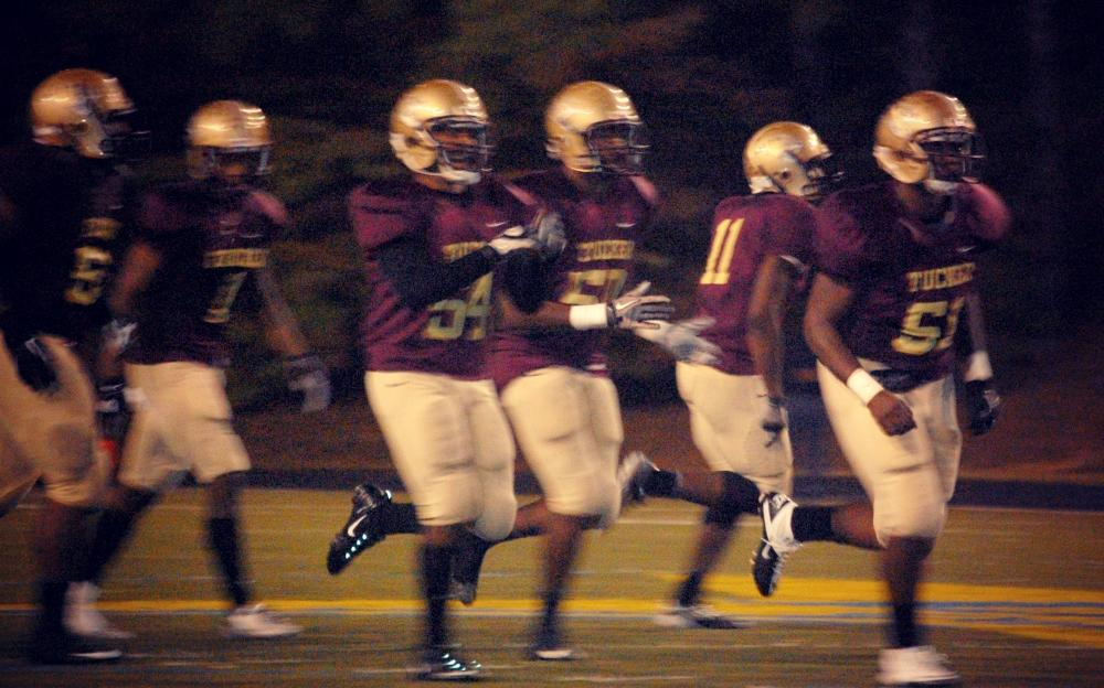 The Tucker Tigers will face the Ware County Gators this Friday in a Class AAAAA quarterfinals showdown.