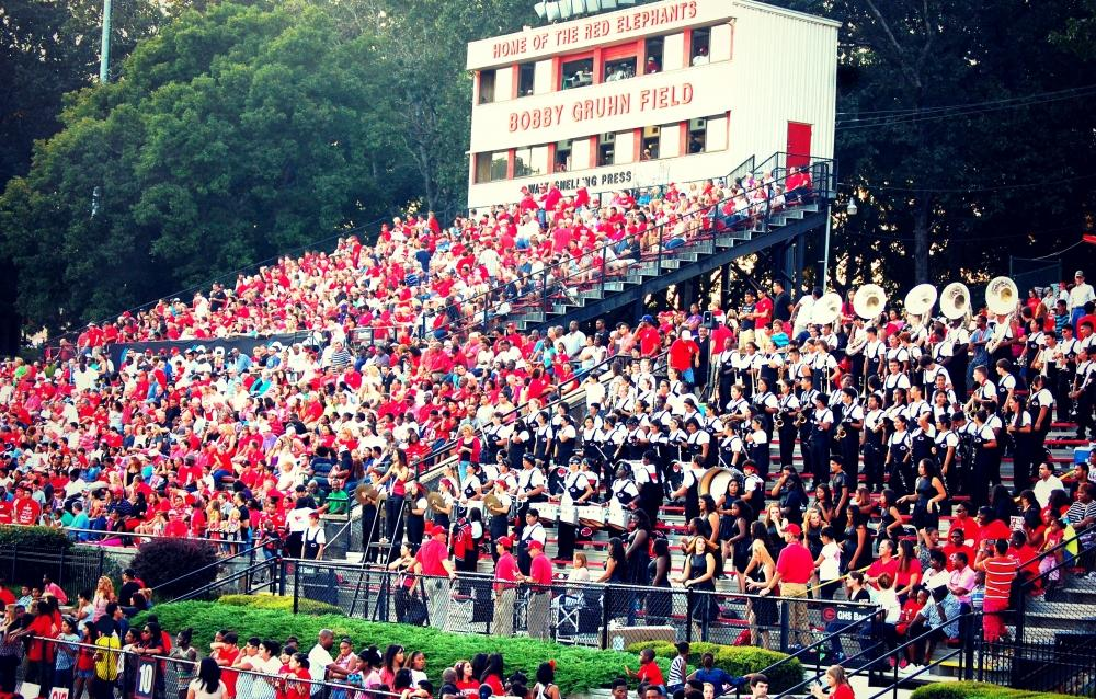 Gainesville has bounced back on track after suffering a 38-14 loss at home to Buford in front of a sold-out crowd on Sept. 6th.