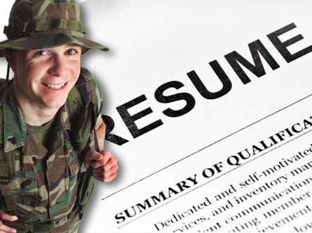 Job Fair with 800 Positions for U.S. Military Veterans