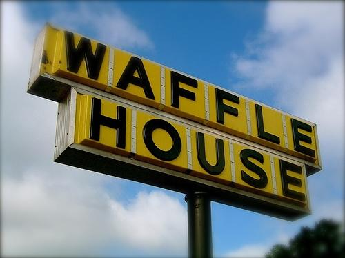 """Waffle House has Captured the 2013 """"Munchie"""" Award for Best Late Night Food"""