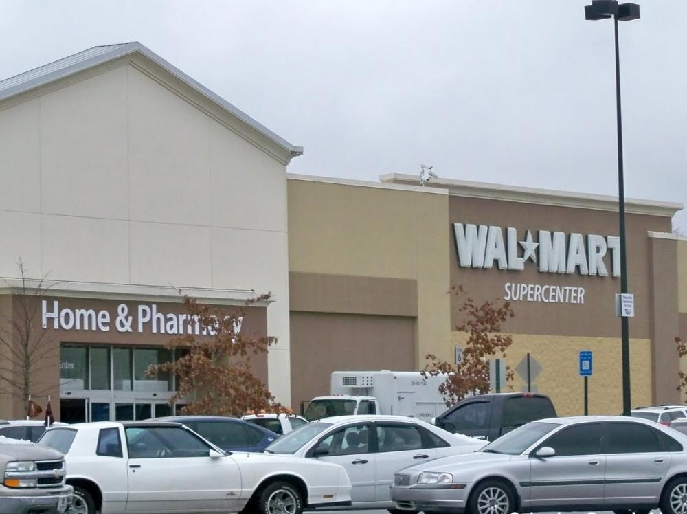 The new Norcorss Walmart Supercenter will Open in July