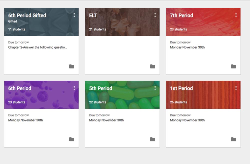 Edtech Tips Promoting Engagement Through Google Classroom Georgia Public Broadcasting