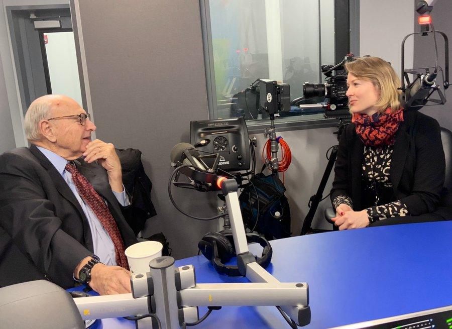 Ambassador (ret.) Thomas R. Pickering speaks to GPB All Things Considered host Rickey Bevington about the US Foreign Service and the House Impeachment inquiry.