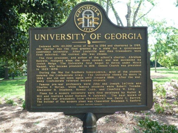 The University of Georgia said Tuesday 154 people on campus, comprised of students and faculty, have tested positive for COVID-19.
