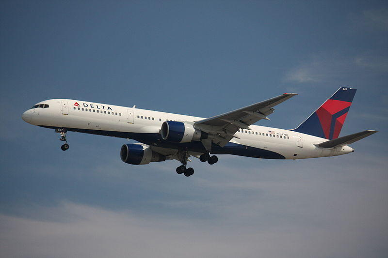Delta Air Lines first flight to Brussels after the terrorist attacks there landed Friday.
