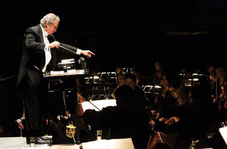 Atlanta Opera music director Arthur Fagen