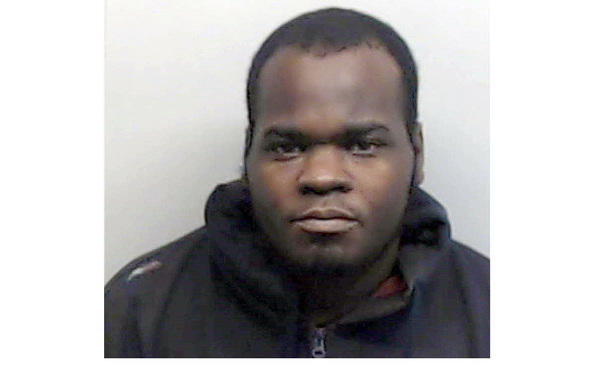 Basil Eleby was charged with setting a fire that led to the collapse of I-85.