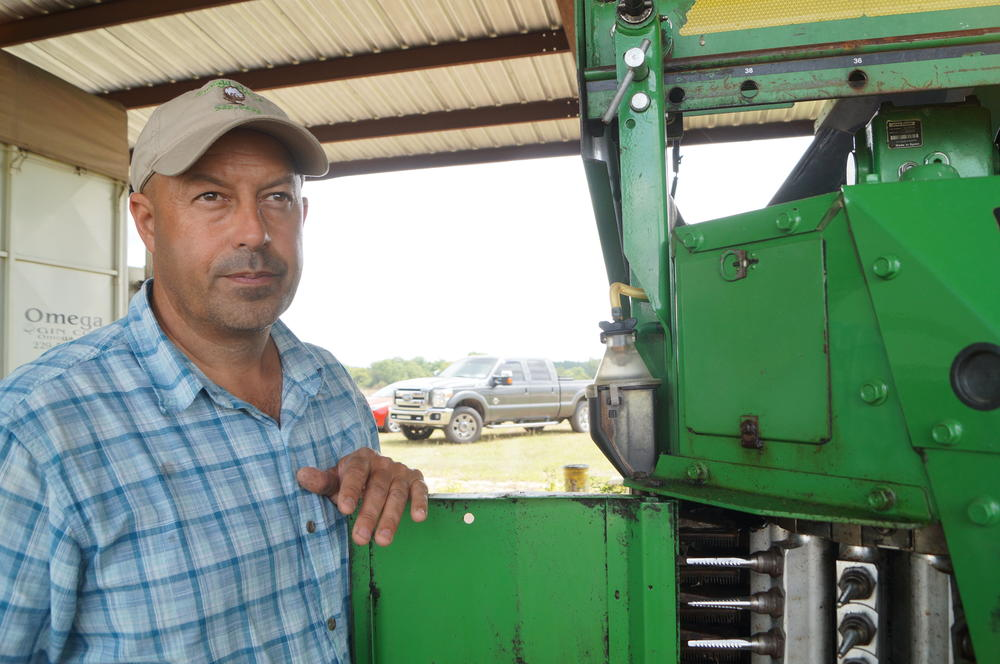 Michael Brooks is no stranger to hardships in the agriculture business, but the coronavirus pandemic poses new challenges.