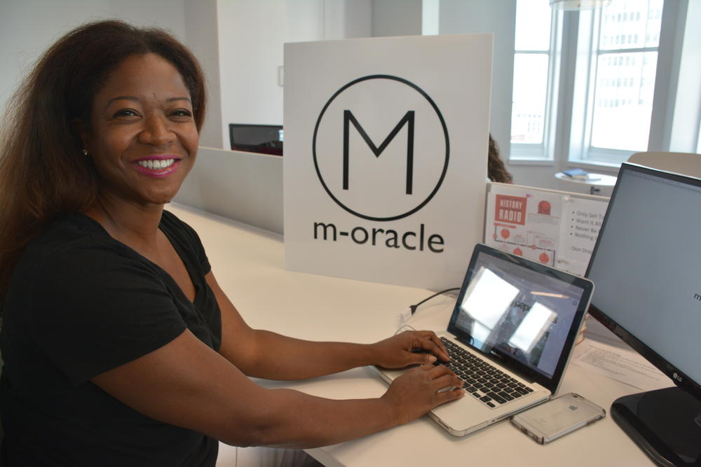 Monica Hooks | M-Oracle