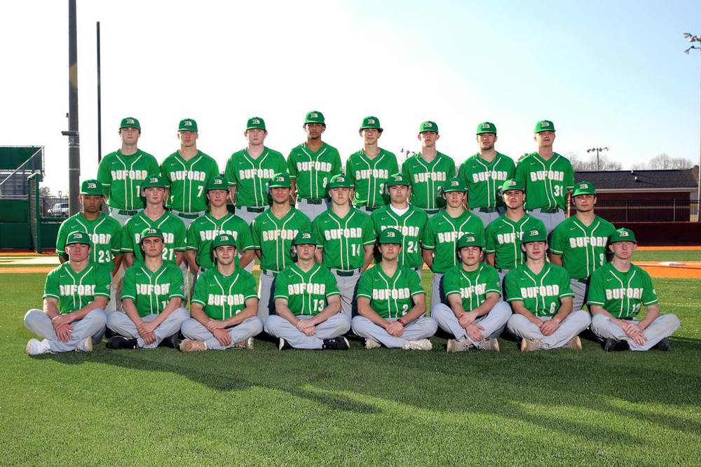 2020 Buford High School Baseball Team
