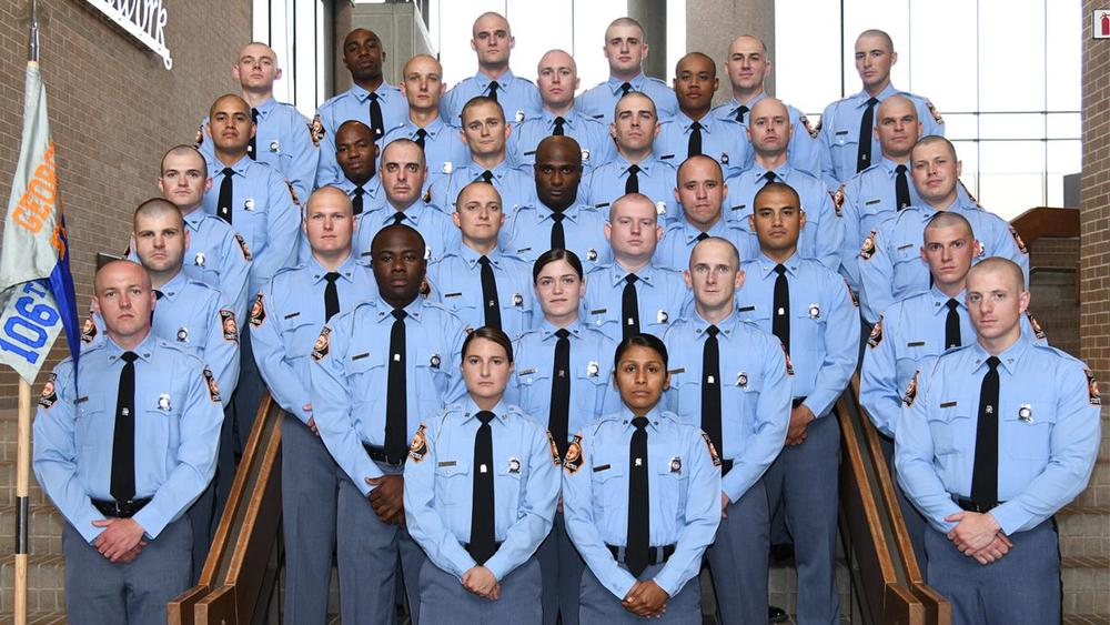 The Georgia State Patrol says an entire graduating class of its Trooper School has been fired or resigned amid a cheating scandal.
