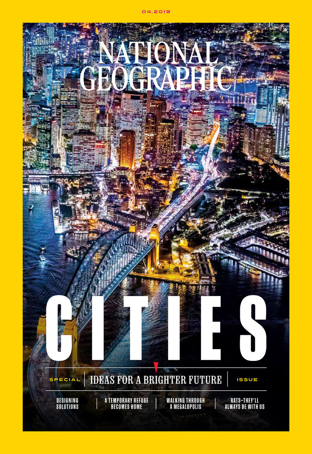 Atlanta and Duluth are featured in National Geographic's special April 2019 edition on cities.
