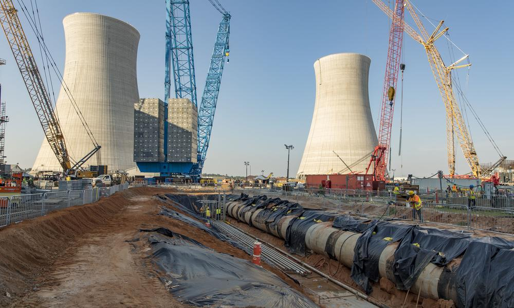 The Georgia Public Service Commission approved a total of $188 million in credits as part of its order to continue construction of Vogtle 3 and 4 at the Augusta plant.