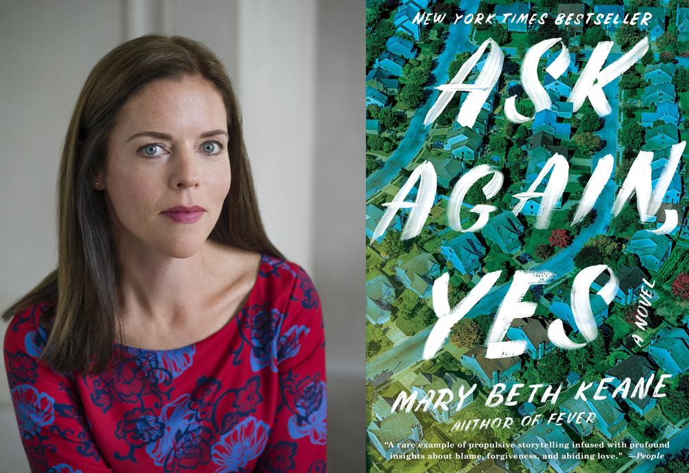"""Author Mary Beth Keane joined Virginia Prescott for a virtual author talk series presented by the Atlanta History Center. They discussed her latest book, the New York Times best-seller """"Ask Again, Yes."""""""