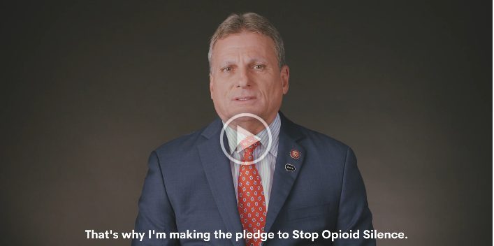 A screenshot of Rep. Buddy Carter (R-Pooler) from his video for the